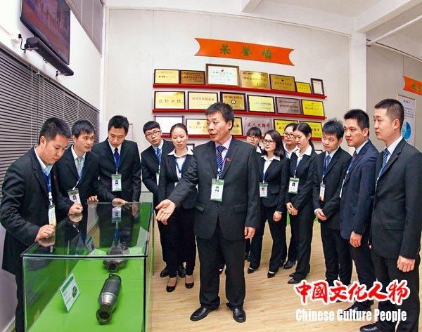 福建朝日环保为汽车核心零件打上中国商标